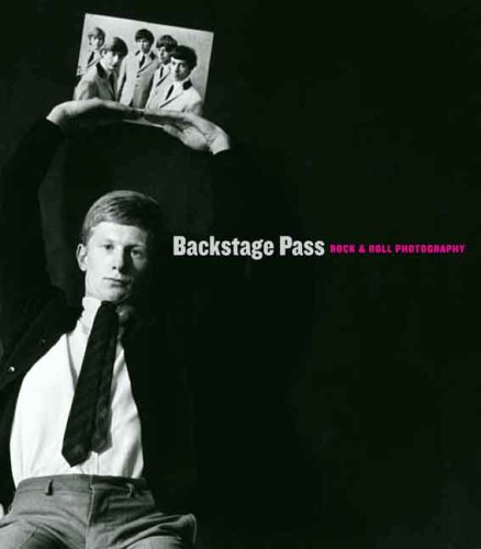 Backstage Pass: Rock & Roll Photography (Portland Museum of Art)