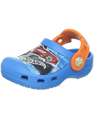 Boys' CC Hot Wheels Let's Race Clog