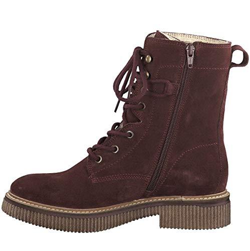 31 26078 Women''s Bordeaux Tamaris Boots Combat xTAZnqw