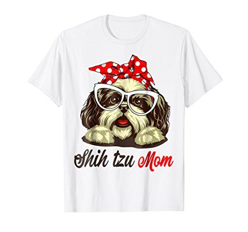 Hanging With Shih Tzu Mom Shirt