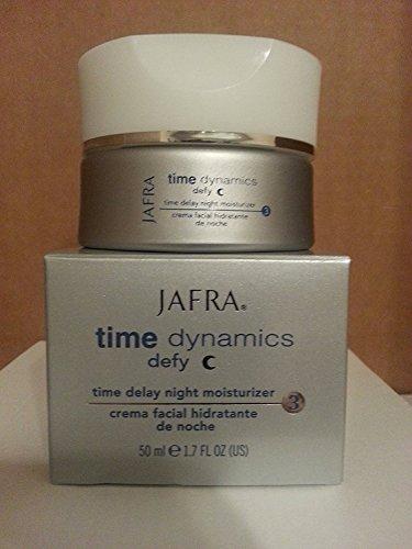 Jafra Time Dynamics Time Delay Night Moisturizer 1.7 Fl Oz