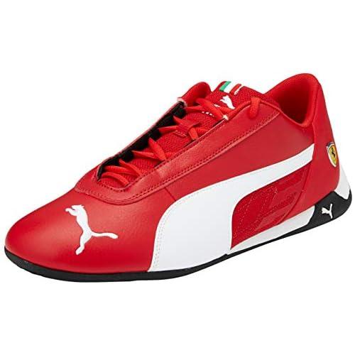 chollos oferta descuentos barato PUMA SF R Cat Zapatillas Unisex Adulto Rojo Rosso Corsa White Black 36 EU