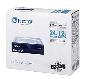 Plextor PX-L890SA - Grabadora interna de DVD (16x, 48x CD-ROM, SATA), color negro
