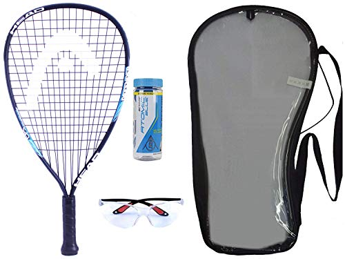 Deluxe Racquetball Starter Kit (Set) (Pack) ($50 Value)