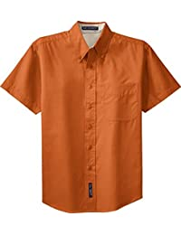 Port Authority Men's Short Sleeve Easy Care Shirt