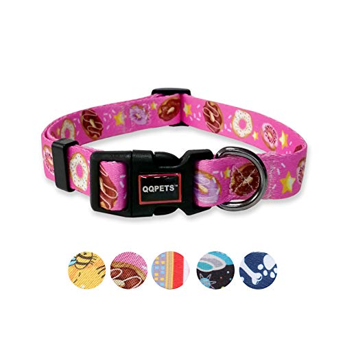 QQPETS Dog Collar Personalized