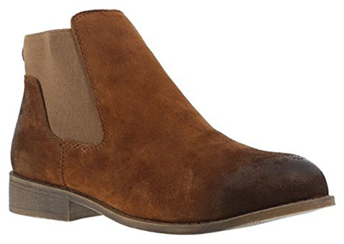 Rockport Work Women's Junction View RK800 Work Shoe, Brown, 6 M US by Rockport