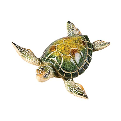 - GII Sea Turtle Table Decor Figurine FGH69983 4 Inches x 3.75 Iinches