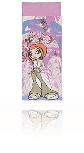 Color Talla 180x75 cm Saco de Dormir Rectangular para Acampada LESTRA Sac de couchage Polaire Sac bandouli/ère