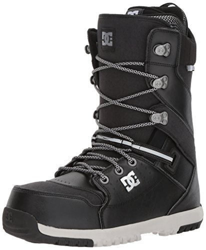DC Men's Mutiny Lace Snowboard Boots, Black, 11 by DC
