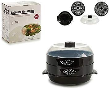 takestop® - Recipiente para cocinar al Vapor, 2,4 L, para Horno ...