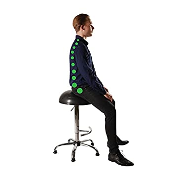 Balance Ball Standing Desk Chair Stool, Adjustable Jellyfish Chair By  Coreseat | Ergonomic Exercise Office