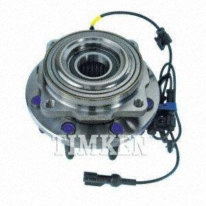 Timken SP940200 Wheel Bearing and Hub Assembly - Stud Seal
