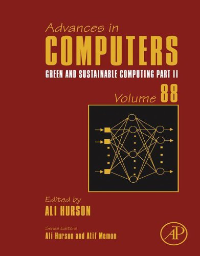 Download Green and Sustainable Computing: Part II (Advances in Computers) Pdf