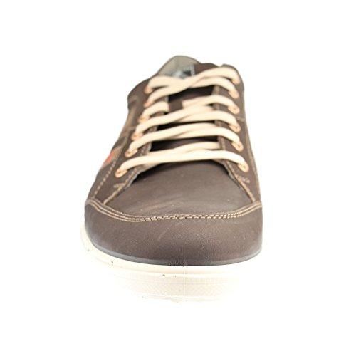 Jomos 316308-908-3118 hombres Sneaker marrón