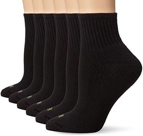 Hue Women's Mini Crew Sock 6-Pack