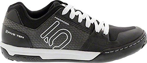 Five Ten Freerider Contact Men's Flat Pedal Shoe: Split Black 10 from Five Ten
