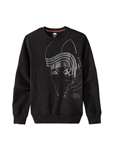 shirt Wars black Sweat Star Noir Homme Celio qtW81anOn