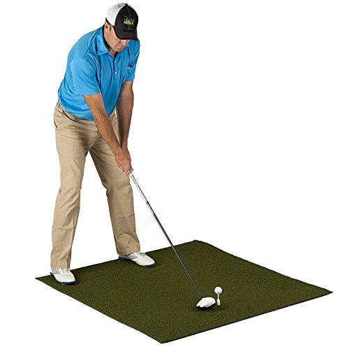 PureShot PURE Golf Hitting Mat (5'x5′)