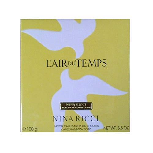 Nina Ricci L air Du Temps By Nina Ricci For Women Caressing Body Soap. 3.5-Ounce