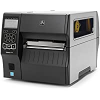 Zebra ZT42062-T010000Z ZT420 Industrial Thermal Transfer Table Top Printer, 203 DPI, Monochrome, With 10/100 Ethernet, Bluetooth 2.1, USB Host