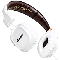 Marshall Headphones M-ACCS-00120 Major Headphones, White