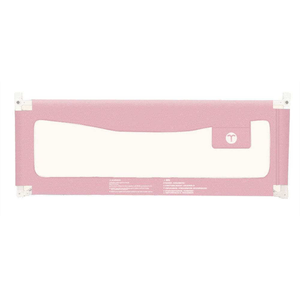 Bed Rail MAZHONG Bed Fence Baby Shatter-resistant Fence Baffle120cm,150cm,180cm,200cm (Color : GRAY, Size : L-120cm)