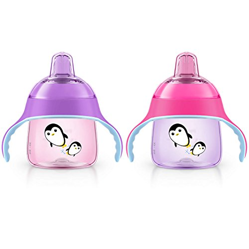 Philips Avent My Penguin Sippy Cup, 7oz