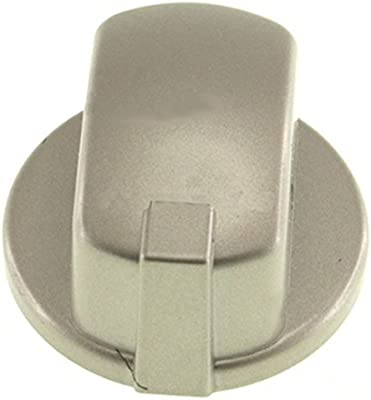 Indesit - Interruptor de control de gas para horno (oro/inox ...