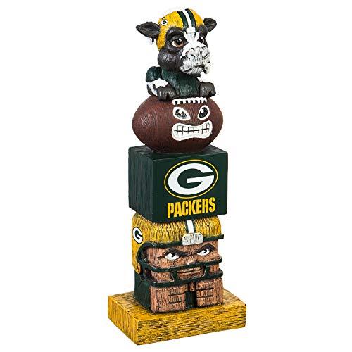 Team Sports America NFL Detroit Lions 12 Inch Tiki Totem (Best Cheer Teams In America)