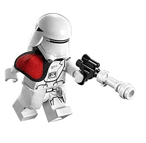 Amazon.com: LEGO Star Wars: The Force Awakens - The First Order Snowtrooper Officer Minifigure by LEGO: Toys & Games