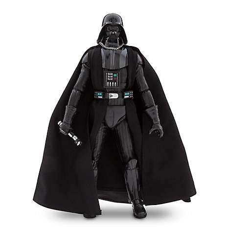 Star Wars Elite Series Darth Vader Premium Action Figure 10 Inch Disney