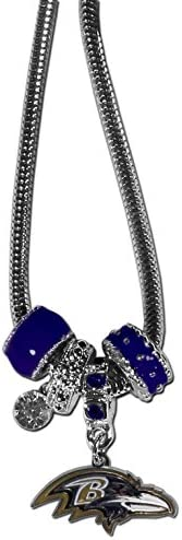 NFL Euro Bead Necklace