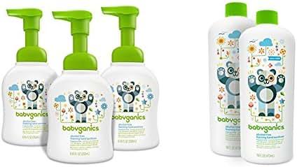 Hand Sanitizer: Babyganics