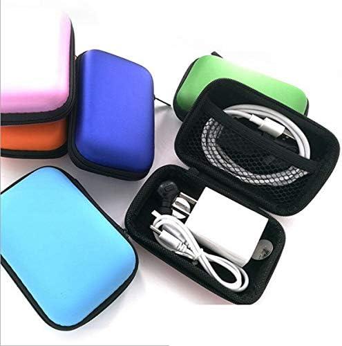 Likai Custodia Rigida USB Esterna da 2,5 Pollici per Disco Rigido HDD Custodia per Custodia per PC Blu