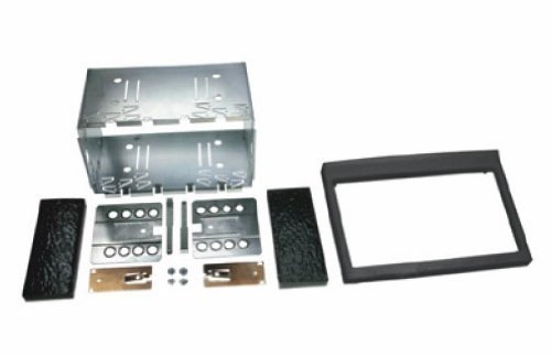 Connects2 CT23PO02 Porsche 911 (TYP 996), 986 Boxster Double Din Stereo Fascia Fitting Panel Kit CT23PO02 /1