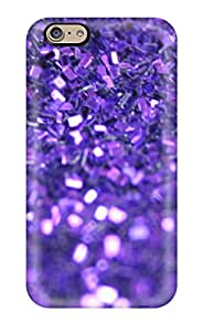 New Fashionable Elizabeth URDPTdA559UTPTy Cover Case Specially Made For Iphone 6(glittery Violet )