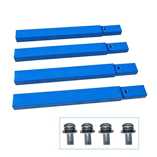 PreGymnastic Gymnastics Extension Kits/Extensions for Junior Training bar and Kip Bars