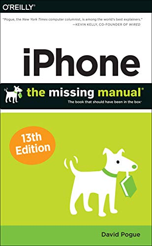 Price comparison product image iPhone: The Missing Manual: The Book That Should Have Been in the Box