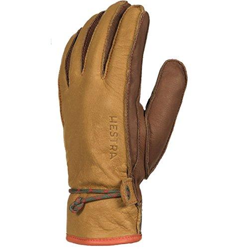 Hestra Gloves 30720 Wakayama, Cork/Brown - 11 by Hestra