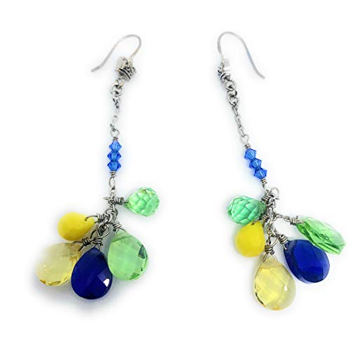 - Juicy Couture Briolette Charm Earrings