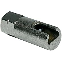 Lincoln Lubrication 5883 Slotted Right Angle 90 Degree Coupler
