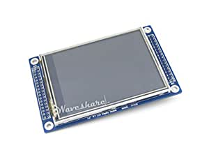 Waveshare 3.2inch 320x240 Touch LCD (C) 3.2inch LCM TFT Display Module Graphic LCD Screen Panel