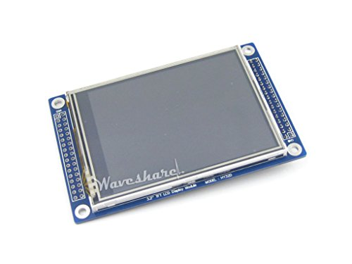 Waveshare 3.2inch 320x240 Touch LCD (C) 3.2inch LCM TFT Display Module Graphic LCD Screen Panel (Graphic Modules Lcd)