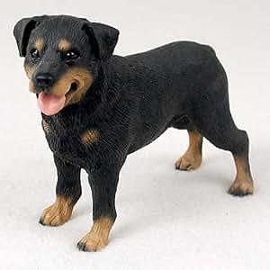 Amazon.com: Rottweiler Standard Figurine (Set of 3): Home & Kitchen