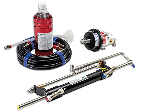 Hydrodrive Hydraulic Steering System for Boat Till 120 HP MF115MRA from Hydrodrive
