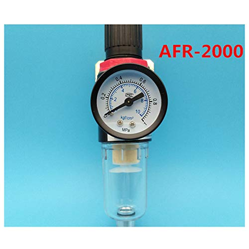 AFR-2000 Pneumatic Adjustable Pressure Regulator Air Source Treatment 0-1Mpa