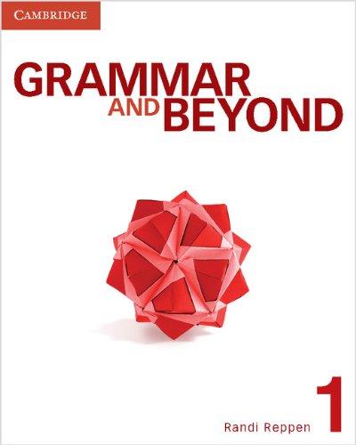 Grammar+Beyond 1