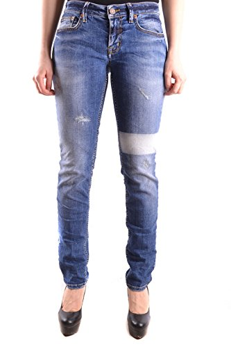 Reign Jeans Coton Bleu Femme MCBI384041O rwPqgarR