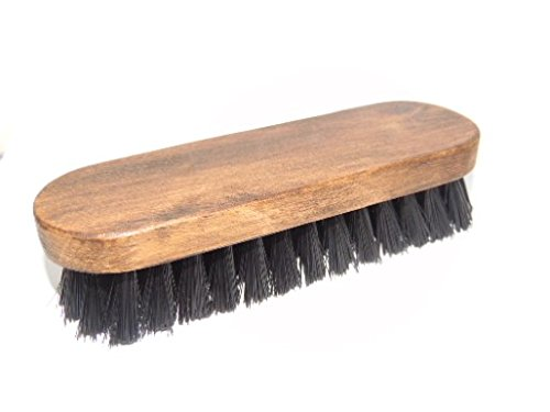 in2Detailing Leather & Textile Cleaning Brush for Car Interiors, Alcantara Car Seats and Leather Furniture Uholstery: